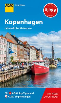 ADAC Reiseführer Kopenhagen von Geh,  Alexander