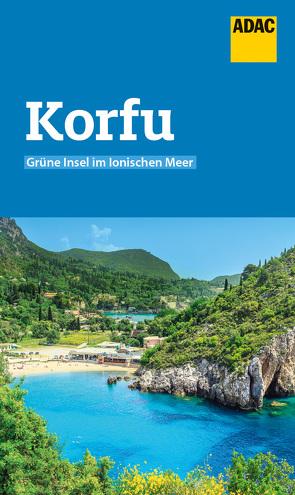 ADAC Reiseführer Korfu von Peter,  Peter, Verigou,  Klio