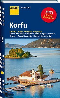 ADAC Reiseführer Korfu von Peter,  Peter