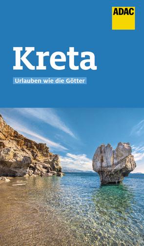 ADAC Reiseführer Kreta von Verigou,  Klio