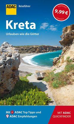 ADAC Reiseführer Kreta von Hübler,  Cornelia, Verigou,  Klio