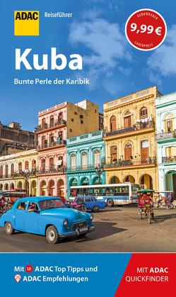 ADAC Reiseführer Kuba von Stolze,  Erik