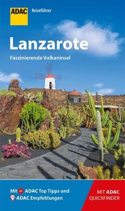ADAC Reiseführer Lanzarote von Brüdgam,  Nele-Marie