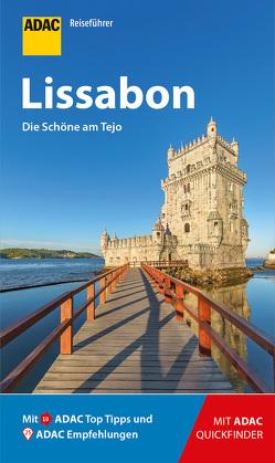 ADAC Reiseführer Lissabon von Nöldeke,  Renate