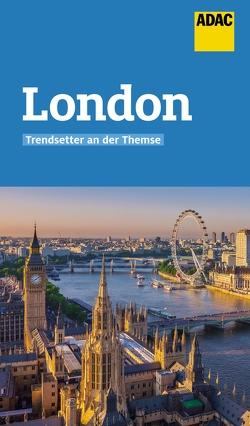 ADAC Reiseführer London von Grever,  Josephine