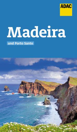 ADAC Reiseführer Madeira und Porto Santo von Breda,  Oliver