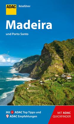 ADAC Reiseführer Madeira von Breda,  Oliver