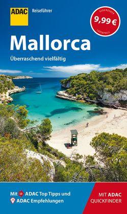 ADAC Reiseführer Mallorca von Hübler,  Cornelia, van Rooij,  Jens