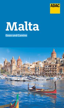 ADAC Reiseführer Malta von Latzke,  Hans E.