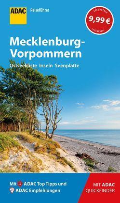 ADAC Reiseführer Mecklenburg-Vorpommern von KUMMER,  DOLORES
