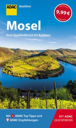 ADAC Reiseführer Mosel von Lohs,  Cornelia