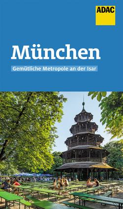 ADAC Reiseführer München von Lehmann,  Ischta