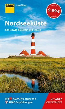 ADAC Reiseführer Nordseeküste Schleswig-Holstein mit Inseln von Lammert,  Andrea, Leyk,  Randolf