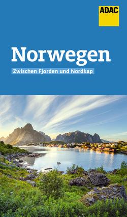 ADAC Reiseführer Norwegen von Nowak,  Christian