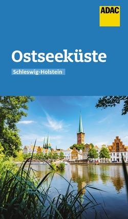 ADAC Reiseführer Ostseeküste Schleswig-Holstein von Dittombée,  Monika