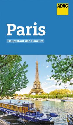 ADAC Reiseführer Paris von Fieder,  Jonas