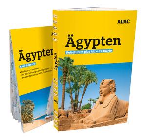 ADAC Reiseführer plus Ägypten von Marot,  Jan