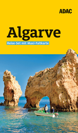 ADAC Reiseführer plus Algarve von May,  Sabine