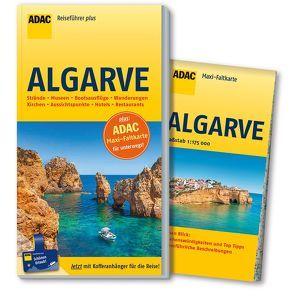ADAC Reiseführer plus Algarve von Lopez-Guerrero,  Gabriel Calvo, Tzschaschel,  Sabine