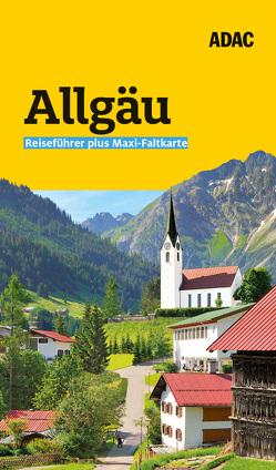 ADAC Reiseführer plus Allgäu von Kettl-Römer,  Barbara, Schnurrer,  Elisabeth