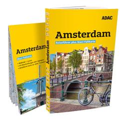 ADAC Reiseführer plus Amsterdam von Johnen,  Ralf