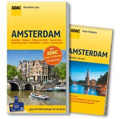 ADAC Reiseführer plus Amsterdam von Tiburzy,  Reinhard