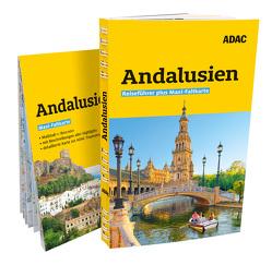 ADAC Reiseführer plus Andalusien von Marot,  Jan