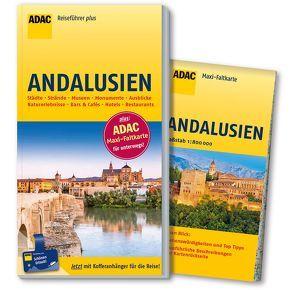 ADAC Reiseführer plus Andalusien von Golder,  Marion, Homburg,  Elke