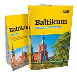 ADAC Reiseführer plus Baltikum von Hamel,  Christine, Kalimullin,  Robert