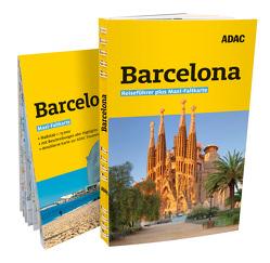 ADAC Reiseführer plus Barcelona von Macher,  Julia