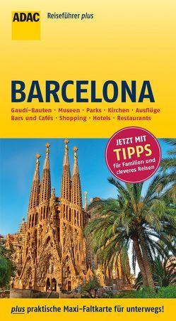 ADAC Reiseführer plus Barcelona von Schroeder,  Veronika