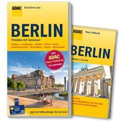 ADAC Reiseführer plus Berlin von Krause,  Ulrike