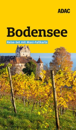 ADAC Reiseführer plus Bodensee von Philipp,  Margrit