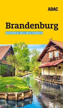 ADAC Reiseführer plus Brandenburg von Rechenbach,  Bärbel