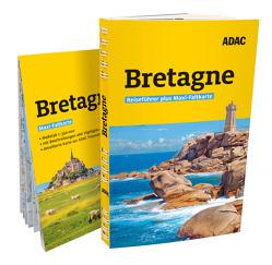 ADAC Reiseführer plus Bretagne von Maier-Solgk,  Frank