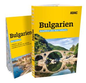 ADAC Reiseführer plus Bulgarien von Hasenöhrl,  Antoniya, Köthe,  Friedrich, Schetar-Köthe,  Daniela