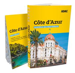 ADAC Reiseführer plus Côte d'Azur von Zichnowitz,  Jürgen