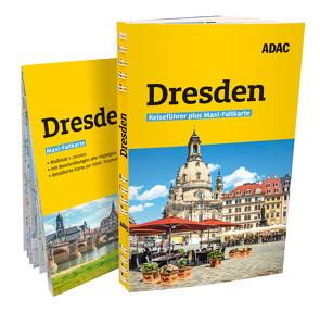 ADAC Reiseführer plus Dresden von Pinck,  Axel, Schnurrer,  Elisabeth