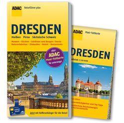 ADAC Reiseführer plus Dresden von Pinck,  Axel