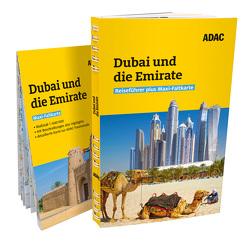 ADAC Reiseführer plus Dubai und Vereinigte Arabische Emirate von Neuschäffer,  Henning, Schnurrer,  Elisabeth