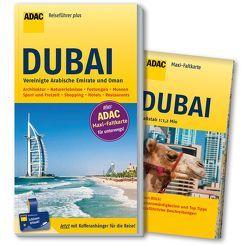 ADAC Reiseführer plus Dubai, Vereinigte Arabische Emirate und Oman von Schnurrer,  Elisabeth