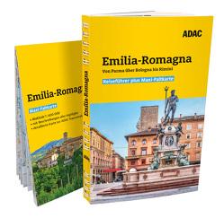 ADAC Reiseführer plus Emilia-Romagna von Claus,  Stefanie