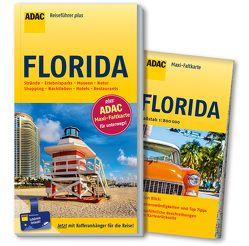 ADAC Reiseführer plus Florida von Wagner,  Bernd, Wagner,  Heike