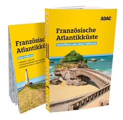 ADAC Reiseführer plus Französische Atlantikküste von Fieder,  Jonas
