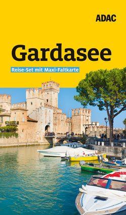 ADAC Reiseführer plus Gardasee von Aigner,  Gottfried, Fleschhut,  Max