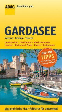 ADAC Reiseführer plus Gardasee von Back,  Anita M.