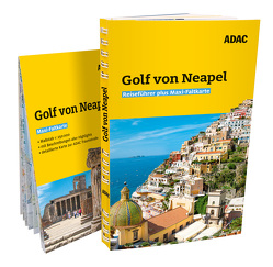 ADAC Reiseführer plus Golf von Neapel von Buommino,  Stefanie