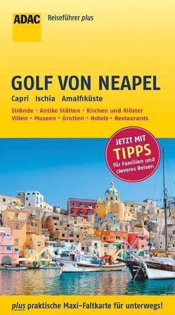 ADAC Reiseführer plus Golf von Neapel von Rob,  Gerda