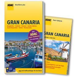 ADAC Reiseführer plus Gran Canaria von Nenzel,  Nana Claudia