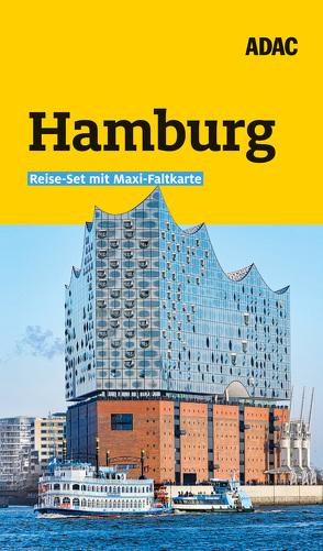 ADAC Reiseführer plus Hamburg von Dohnke,  Kay